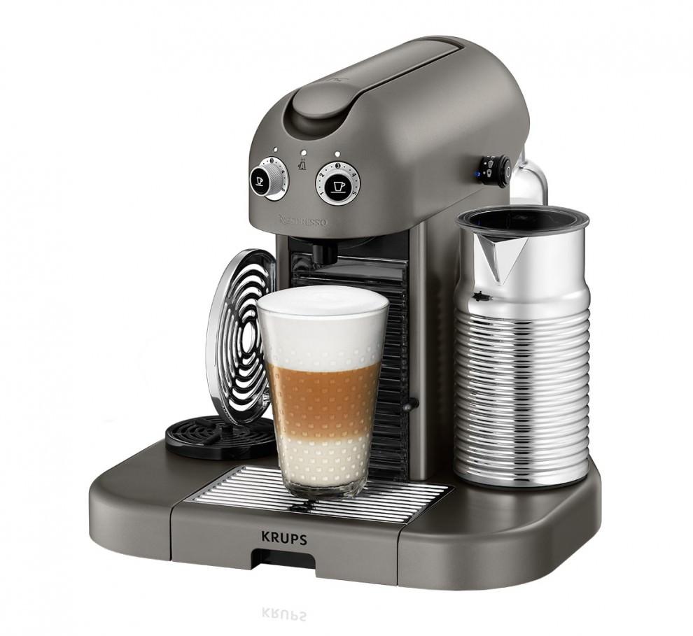 cafetiere nespresso maestria