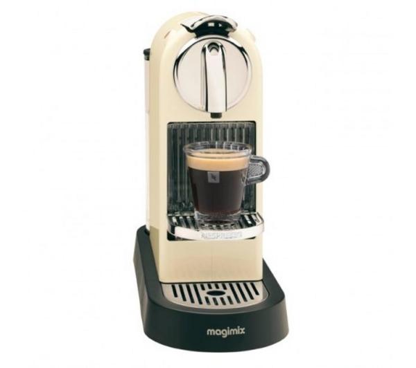 cafetiere nespresso magimix citiz ivoire