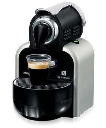 cafetiere nespresso magimix m100