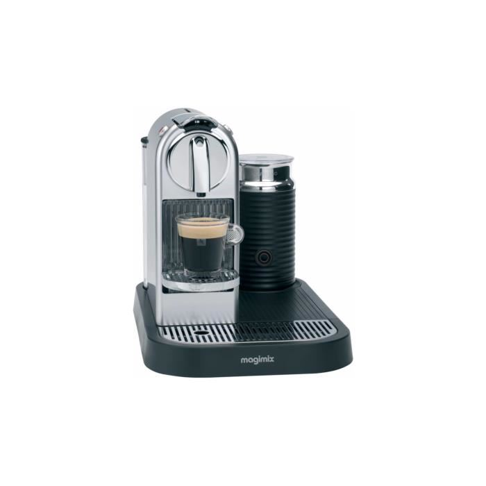 cafetiere nespresso magimix m190