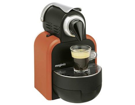 cafetiere nespresso magimix ne s'allume plus