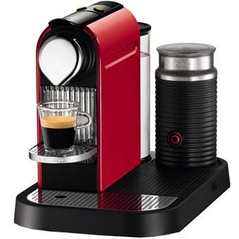 cafetiere nespresso milk