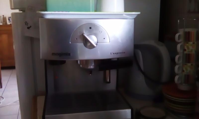 cafetiere nespresso ne coule plus
