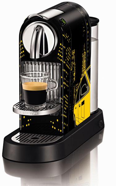 cafetiere nespresso new york