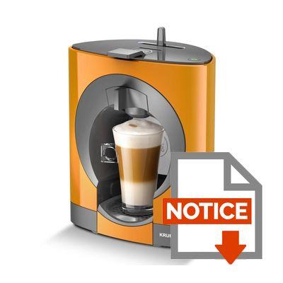 cafetiere nespresso oblo