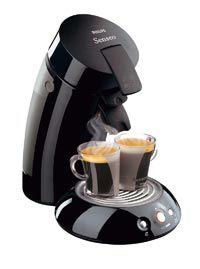 cafetiere nespresso ou senseo