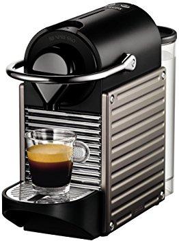 cafetiere nespresso pixie pas cher