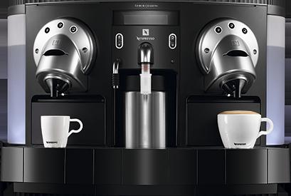 cafetiere nespresso professionnelle