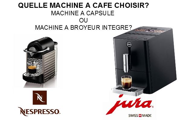 cafetiere nespresso que choisir