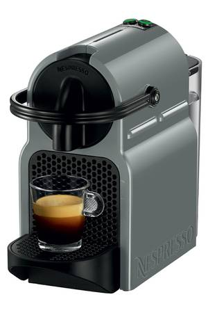 cafetiere nespresso rouge darty