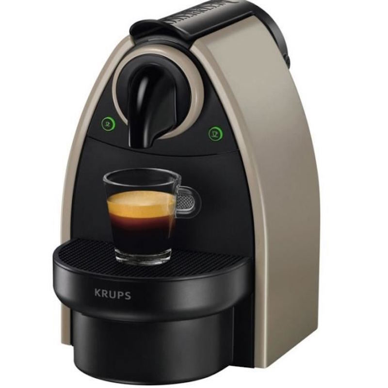 cafetiere nespresso s'arrete