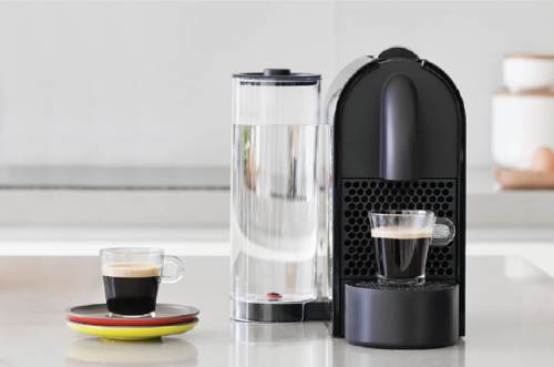 cafetiere nespresso tactile