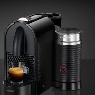 cafetiere nespresso tactile