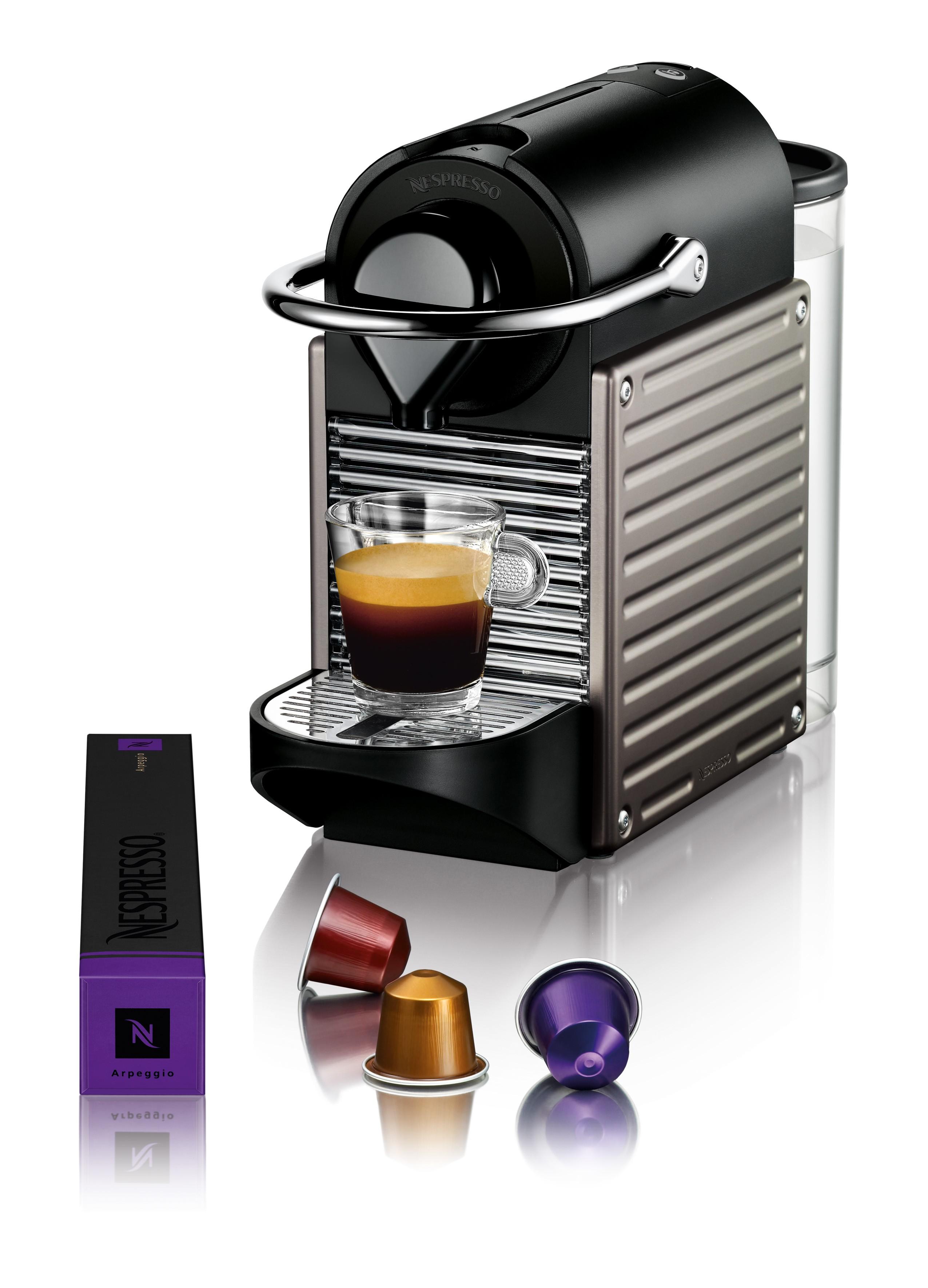 cafetiere nespresso turmix
