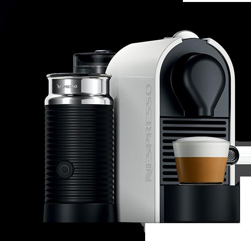 cafetiere nespresso u milk