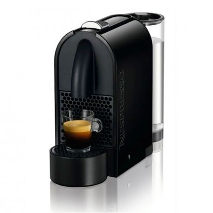 cafetiere nespresso u noire