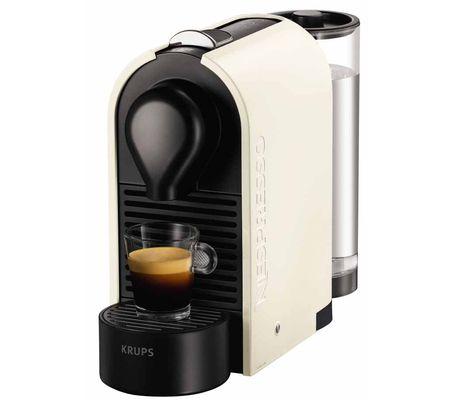 cafetiere nespresso u ou pixie