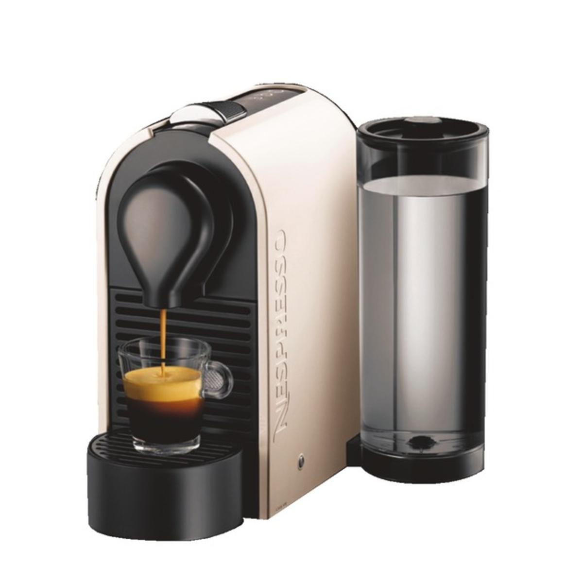 cafetiere nespresso u pure. Black Bedroom Furniture Sets. Home Design Ideas