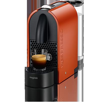 cafetiere nespresso u pure