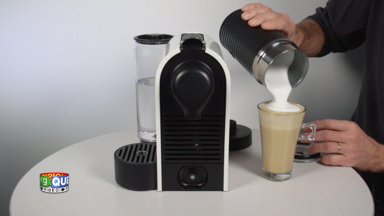 cafetiere nespresso umilk