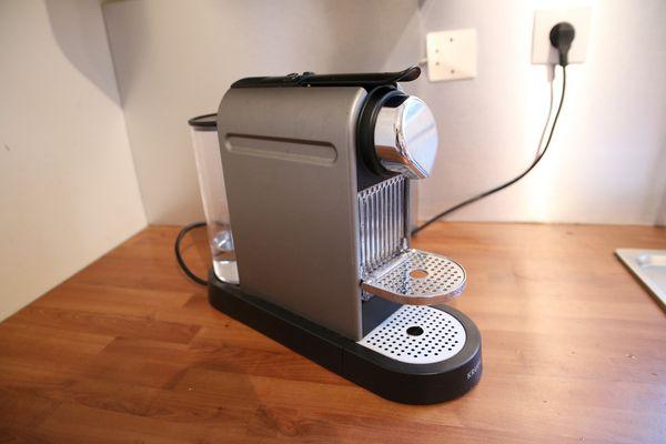 cafetiere nespresso usagee