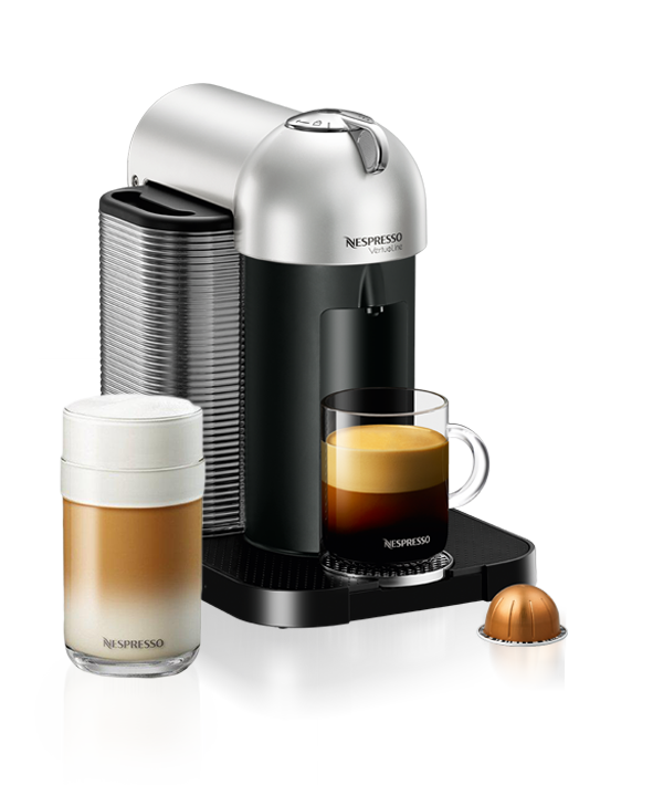 cafetiere nespresso vertuo poids