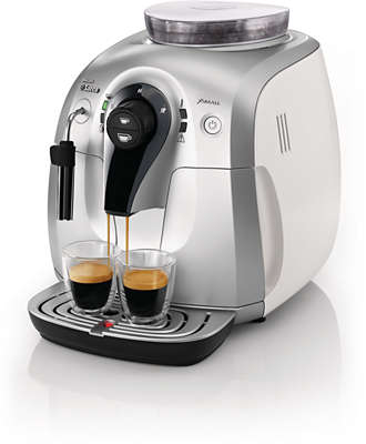 cafetiere saeco xsmall plus