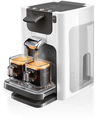 cafetiere senseo cube