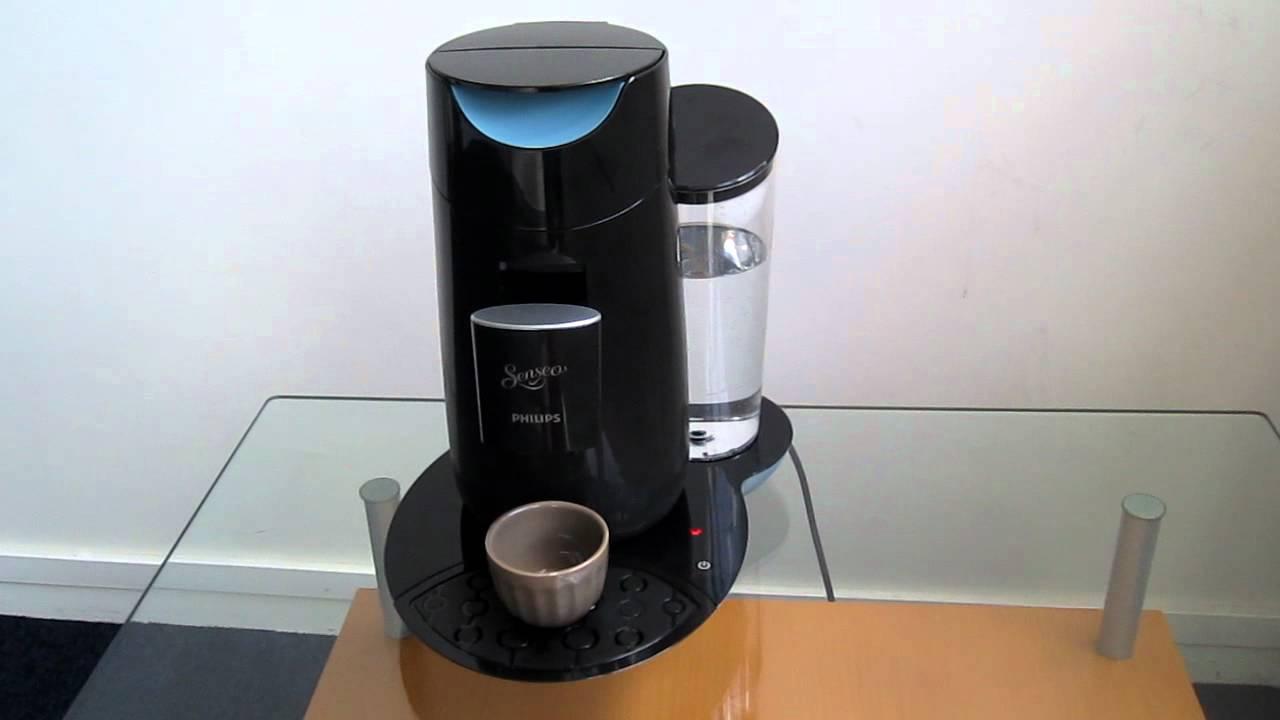 cafetiere senseo demontage