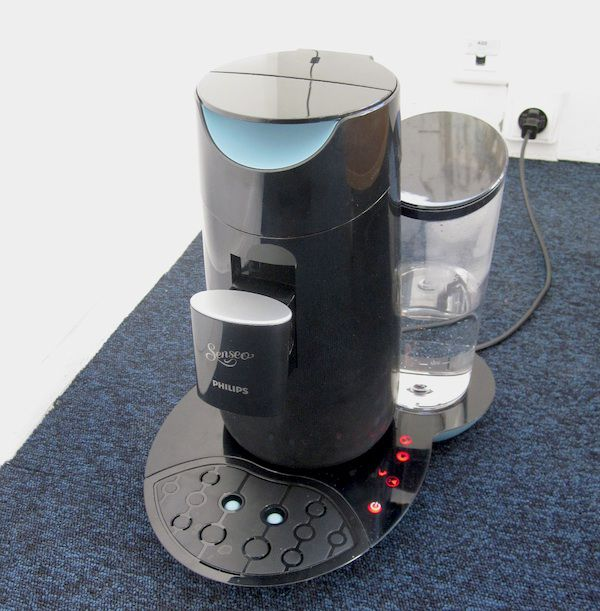 cafetiere senseo digitale