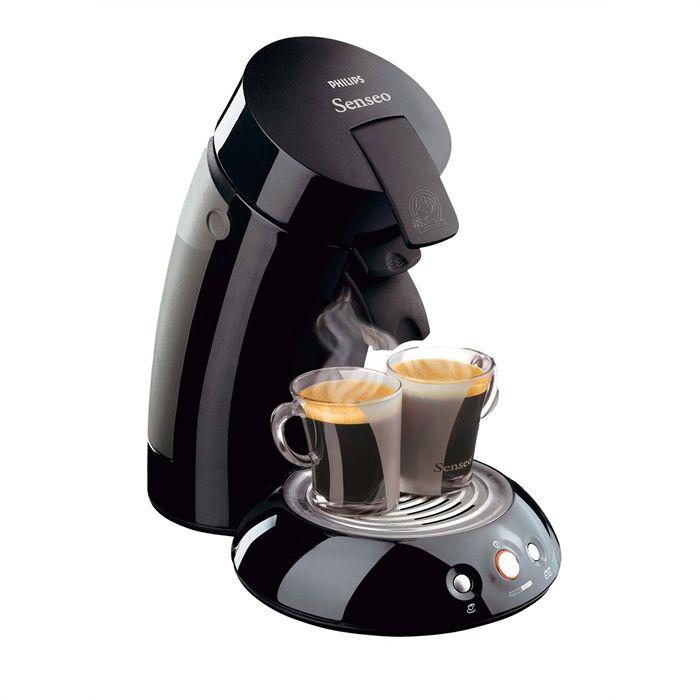 cafetiere senseo fonctionnement