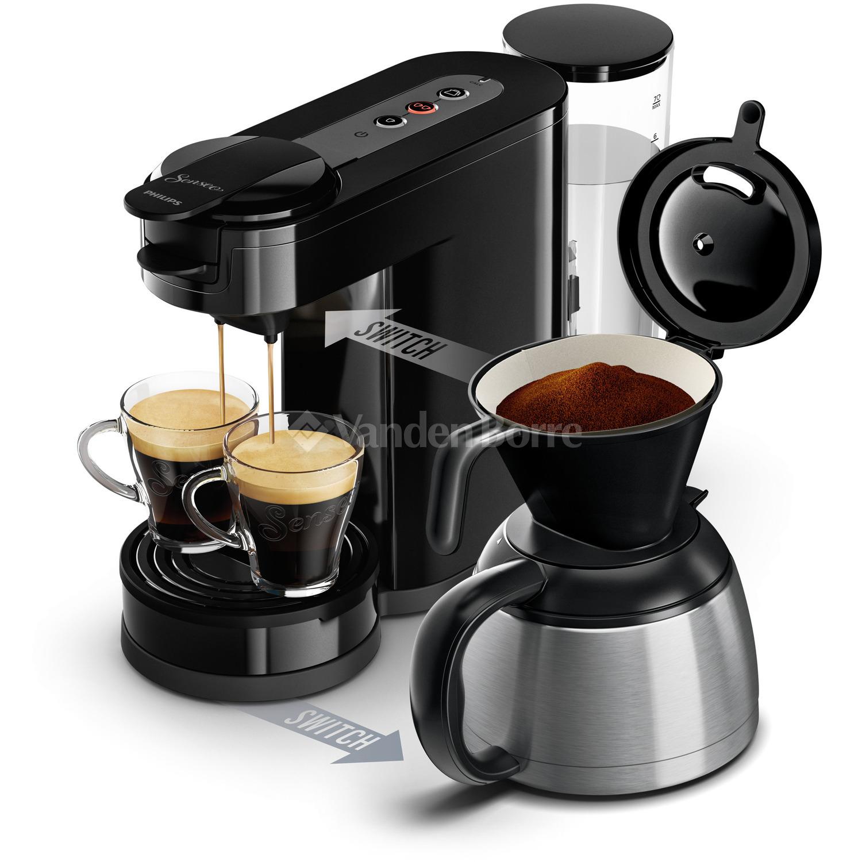 cafetiere senseo garantie