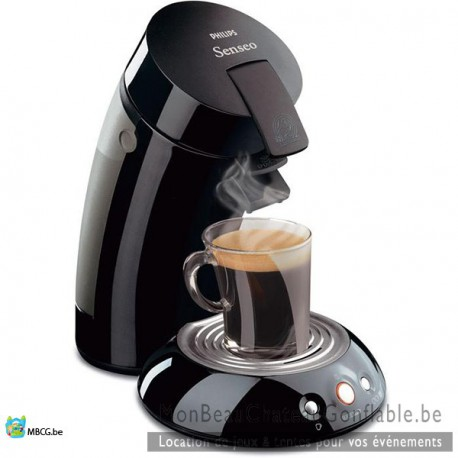 cafetiere senseo grand reservoir