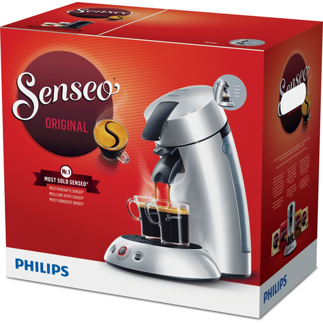 cafetiere senseo hd7818