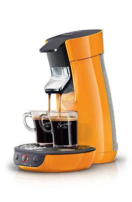 cafetiere senseo orange