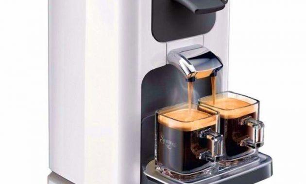 cafetiere senseo quadrante auchan
