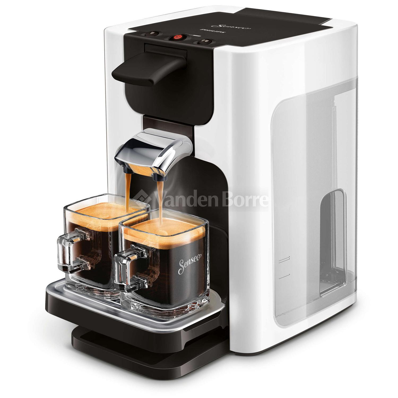 cafetiere senseo quadrante leclerc