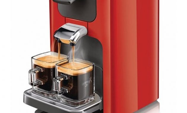cafetiere senseo rouge carrefour