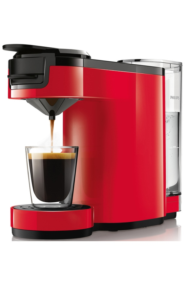 cafetiere senseo rouge darty