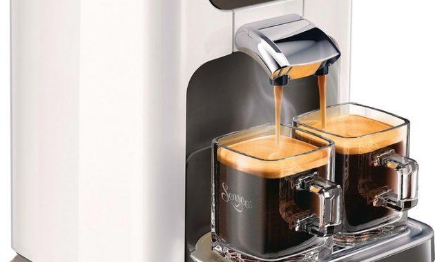 cafetiere senseo twist leclerc