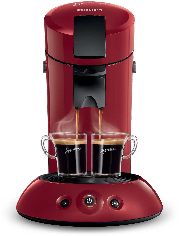cafetiere senseo voyant rouge