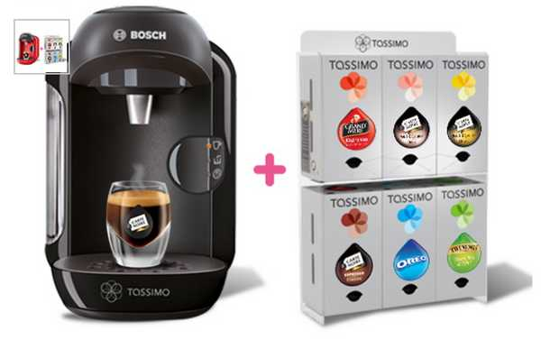cafetiere tassimo 100 remboursee