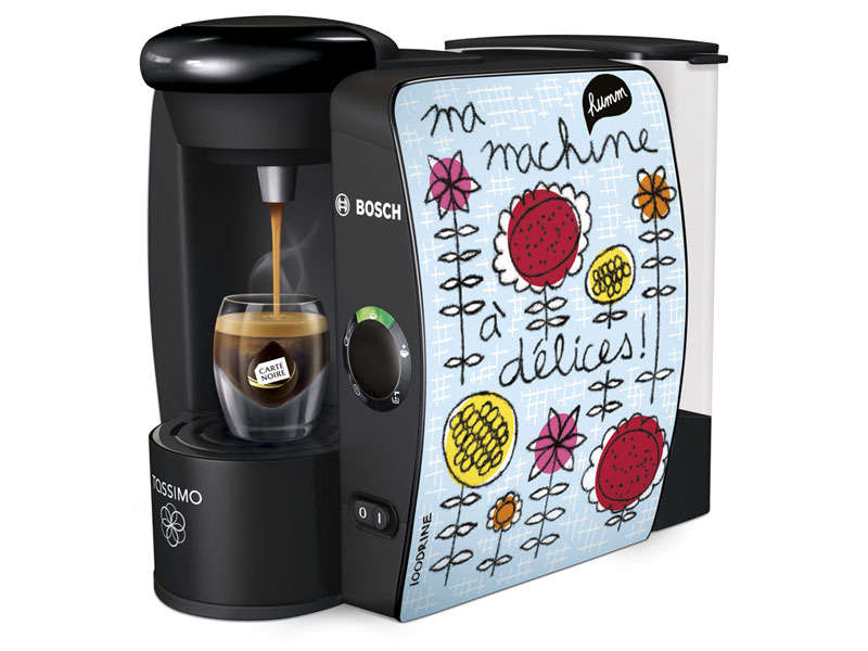 cafetiere tassimo 1drine