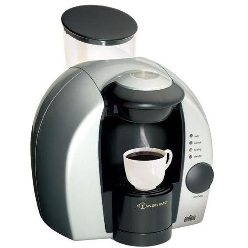 cafetiere tassimo braun 3107