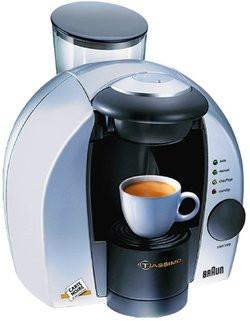 cafetiere tassimo braun ta1200