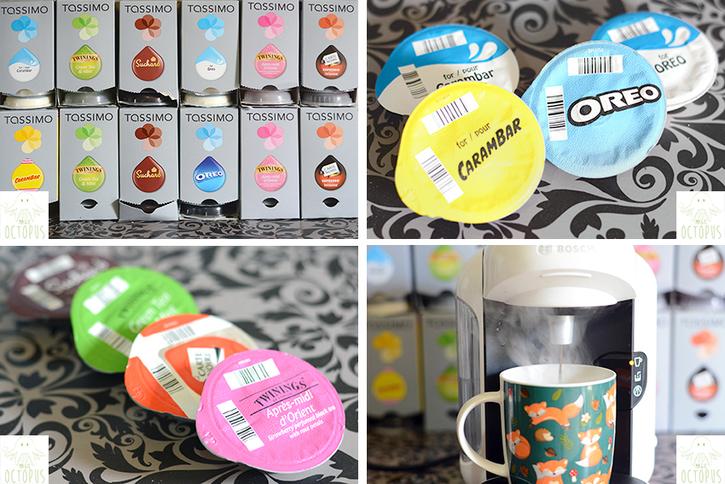 cafetiere tassimo capsule
