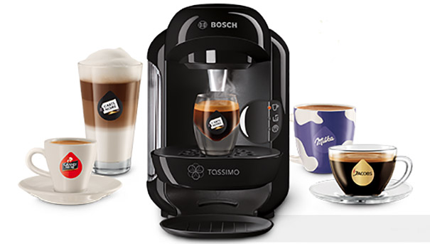 cafetiere tassimo chez darty