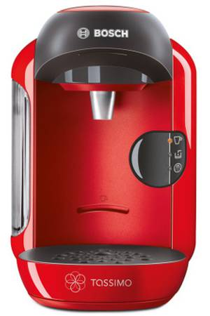 cafetiere tassimo rouge