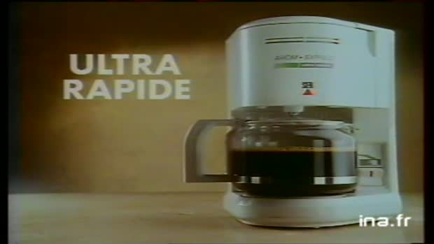cafetiere ultra rapide