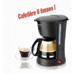 cafetiere electrique 6 tasses